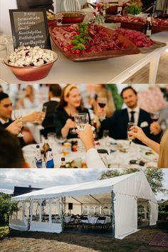 Tips og inspirasjon til hvordan dere arrangerer tidenes Hagebryllup! Les hvorfor og hvordan her!   Bloggposten er skrevet av en bryllupsfotograf med flere års erfaring som vet hva som fungerer godt og hvordan dere får de beste bildene med konfetti på bryllupsdagen deres! Table Decorations, Diy, Home Decor, Homemade Home Decor, Bricolage, Do It Yourself, Decoration Home, Fai Da Te, Diys