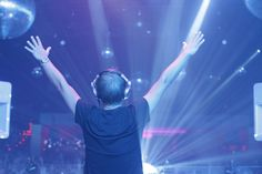 Armin Van Buuren at Space Ibiza