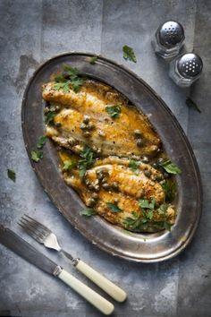 Fresh, simple and delicious! Sole Meunière | DonalSkehan.com