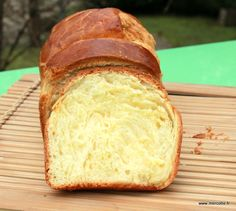 The brioche Nanterre easy magazine Crazy Pastry - - Cooking Bread, Cooking Chef, Cooking Time, Cooking Recipes, Bread And Pastries, Croissants, Chefs, Donuts, Macaron
