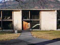 arquitectures234: Peter Zumthor: 21 apartaments a Masans [habitatges per a gent gran III]