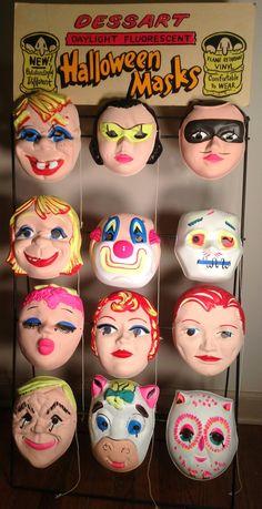 Dessart Halloween Masks