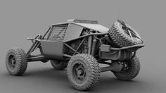 Highly Detailed model of Nitto Dune Buggy with even the smallest of details. Modeled in Max & rendered with Scanline renderer. Go Kart Buggy, Off Road Buggy, Dune, Scrap Mechanics, Homemade Go Kart, Trophy Truck, Sand Rail, Beach Buggy, Toy Trucks