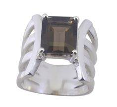 Details about  wonderful. Smoky Quartz 925 Sterling Silver Brown Ring jewellery L-1in US 5,6,7,  http://www.ebay.com/itm/wonderful-Smoky-Quartz-925-Sterling-Silver-Brown-Ring-jewellery-L-1in-US-5-6-7-/182437834540?var=&hash=item2a7a246f2c:m:mR_ggYc7bkLYra0UDw3dWHw