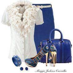 Blue Too!