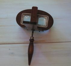 AnTiQuE MoNaRCH STeReoSCoPe FrOM 1904