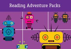Reading Adventure Packs for Families