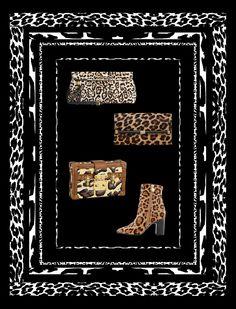 Les accessoires de la rentrée s'habillent de motifs léopard | Numéro Magazine