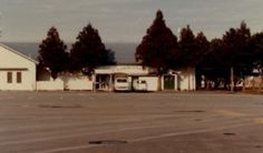 Old Commissary In Misawa 1976