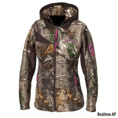 Scent-Lok Womens Wild Heart Jacket - I have this suit and I love it!