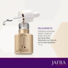 Enamórate de tu piel con la ayuda de productos especializados que atienden tus necesidades. http://jafra.me/3bkg