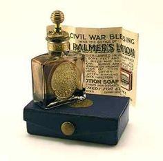 "1880s Solon Palmer ""Gardenglo"" Perfume Bottle"