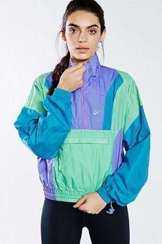 $88 - Vintage Pastel Nike Windbreaker Jacket
