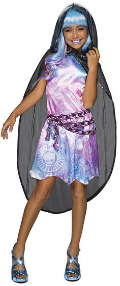Rubie's Costume Monster High Haunted River Styx Child Costume, Small -- Remarkable product available now. : Kids halloween costumes