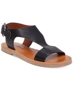 Lucky Brand Devyn Flat Slingback Sandals