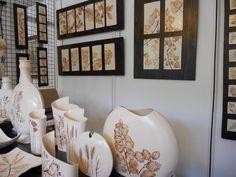 Piezas de Sastre cerámica