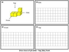 3D Solids Task Cards Math Activities, Teacher Resources, Math Tables, Math Lab, Fall Cleaning, Cooperative Learning, Homeschool Math, Student Engagement, Activity Centers