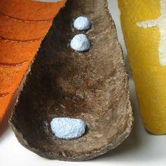 'vogliate gradire' part.  papier-mâché    manuela antonini  decorating and crafts