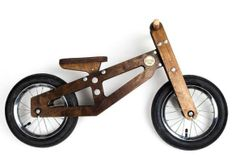 Heritage Wood Bike