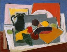 Arshile Gorky, 'Composition with Vegetables,' ca. 1928, Blanton Museum of Art