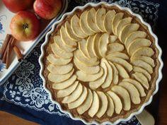 French Apple Tart | Jablkový koláč po francouzsku - www.vune-vanilky.cz