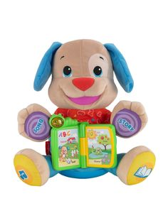 Fisher-Price Laugh and Learn Singin' Storytime Puppy           ($31.99)