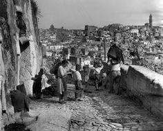 David Seymour, Matera, 1948.