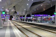 Bahnsteige Wien Hbf - Wien Hauptbahnhof – Wikipedia