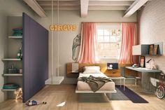 Nuevos dormitorios juveniles de Lago - DecoPeques