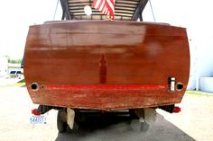 Chris Craft 1953 Commander for sale. Speed Boats, Power Boats, Chris Craft Wooden Boats, Vintage Boats, Wooden Boat Plans, Old Boats, Motor Yacht, Boat Building, Vintage Wood