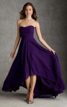 purple bridesmaid dresses - Google Search