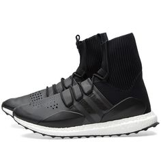 e27a9dfba1bfb Y-3 SPORT APPROACH Core Black   White Y3 Sneakers