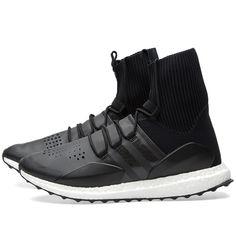 eac4bbb797d13 Y-3 SPORT APPROACH Core Black   White Y3 Sneakers