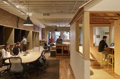 Airbnb recently opened a new office in Portland which serves as a customer experience center. The design of the space which can accommodate approximately 200 people, was completed by Rachael Yu and Aaron ... Read More