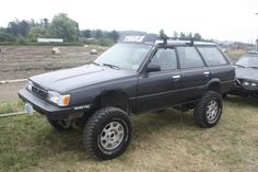 Lifted Rigs 2013 Roll Call (No chat thread) Lifted Subaru, Lifted Cars, Subaru Outback Offroad, Subaru Wagon, Off Roaders, Truck Camping, Subaru Legacy, Station Wagon, Motor Car