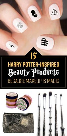 >>>Cheap Sale OFF! >>>Visit>> 15 Harry Potter-Inspired Beauty Products Because Makeup Is Magic Harry Potter Makeup, Harry Potter Nails, Harry Potter Gifts, Harry Potter Outfits, Harry Potter Birthday, Harry Potter Love, Harry Potter Fandom, Harry Potter World, Harry Potter Brushes