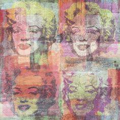 Kinderbehang behangexpresse What's up? WU-17634 Marilyn Monroe