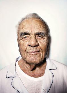 Evangelos Koutis, 99 // The Enchanted Island of Centenarians - NYTimes.com