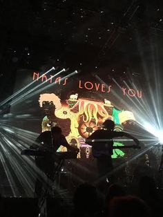 Concert Natas Love You / Virgin Radio Live Experience