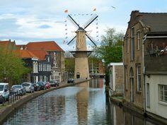 Molen De Kameel, Schie Schiedam The Netherlands