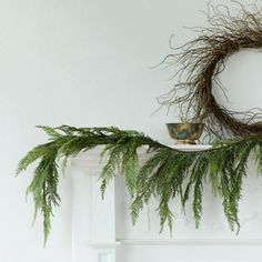 Synthetic Pine Garland