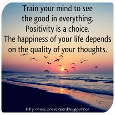 Love Your Life: Train your mind to see