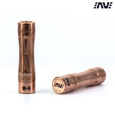 Authentic Skyline M6 Copper Mechanical Mod by Ameravape