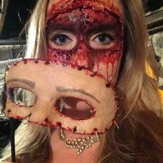 25 Fucking Creepy Costumes That'll Totally Up Your Halloween Game