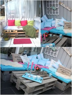 pallet furtinate ideas