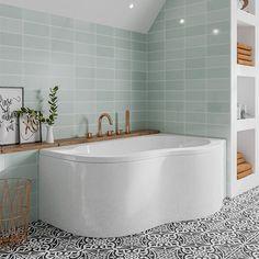 Badezimmergestaltung   Wie Sie Ihr Bad Im Mediterranen Stil Gestalten    Fürdő   Pinterest   Mediterranean Style, Bathroom Designs And Modern