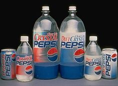"""Does anyone remember Crystal Pepsi? If you were alive in the in the early 90's you will certainly remember it. So why was this soda a fail? It was a soda released from 1992 to 1993 by none other than Pepsi-Cola. They marketed it as a """"clear cola"""", that was also caffeine free…a strange …"""