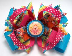 Women Teens And Girls Fun Boutique by JustinesBoutiqueBows on Etsy