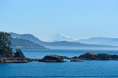 San Juan Islands - Who wouldn't want to live in Wishing Rock if it looks like this? :)