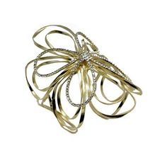 Abstract Flower Cuff
